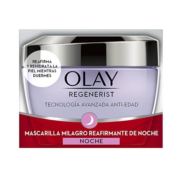 Olay Regenerist Mascarilla Reafirmante De Noche, 50 ml