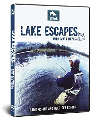 Matt Hayes Lake Escapes: Game & Deep Sea Fishing [DVD] by Go Entertain