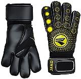 Jako TW Handschuh Medi Protection, Schwarz/Neongelb, 8.5, 2517
