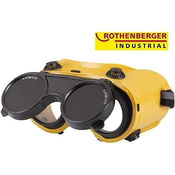 30c88535844548 Rothenberger Industrial 530207 soudeur Lunettes de protection ...