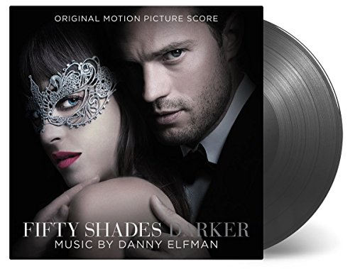 Fifty Shades Darker (Ltd Dark Grey Vinyl) [Vinyl LP]