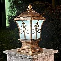 Whh/pilastro Lamp/side Deck Lighting/post Lights/Wall Lights/Gate Home
