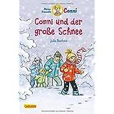 Conni-Erzählbände, Band 16: Conni und der große Schnee (farbig illustriert)