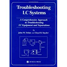 Troubleshooting LC systems. A comprehensive approach to troubleshooting LC equipment and separations
