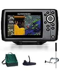 Humminbird Helix 5 Chirp GPS DI G2 DownImaging Echolot Portabel Master Plus