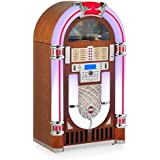 Ricatech RR2100 jukebox de LED clásica