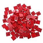 BINGMAX 100Pcs Wooden Colourful Scrabble Tiles Mix Letters Varnished Alphabet Scrabbles
