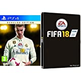 FIFA 18 Ronaldo Edition + Steelbook Esclusiva Amazon - PlayStation 4
