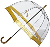 Fulton Birdcage – Paraguas transparente