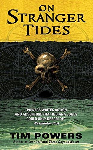 On Stranger Tides por Tim Powers