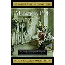 Ignatius Critical Edition: Mansfield Park (Ignatius Critical Editions)