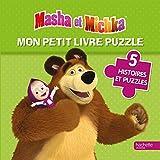 Masha et Michka - Mon petit livre puzzle