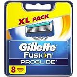 Gillette Fusion ProGlide Men's Razor Blades, 8 Blades