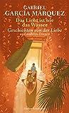 Das Licht ist wie das Wasser: Geschichten von der Liebe und anderen Dingen