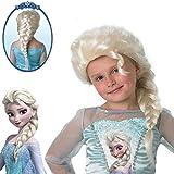 Fancydresswale Complete Elsa Accessories - (Elsa Wig)