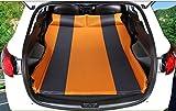 H-yw HYW Auto Aufblasbare Matratze Auto SUV Stamm Luft Kissen Bett Reise Bett Auto Auto Schock Bett Erwachsenen Schlafmatte,Orange