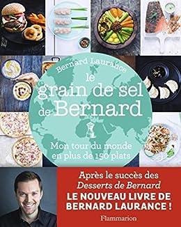 livre cuisine bernard