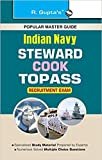 Indian Navy Steward, Cooks, Topasses Recruitment Exam Guide (ARMY, NAVY, AIR FORCE BOOK)