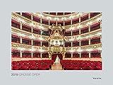Gro�e Oper 2019: Kalender 2019 (MONUMENTAL / KUNTH-Wandkalender Grau) Bild