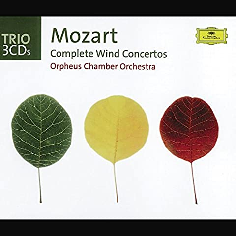Concertos Pour Vents (Intégrale) (Complete Wind