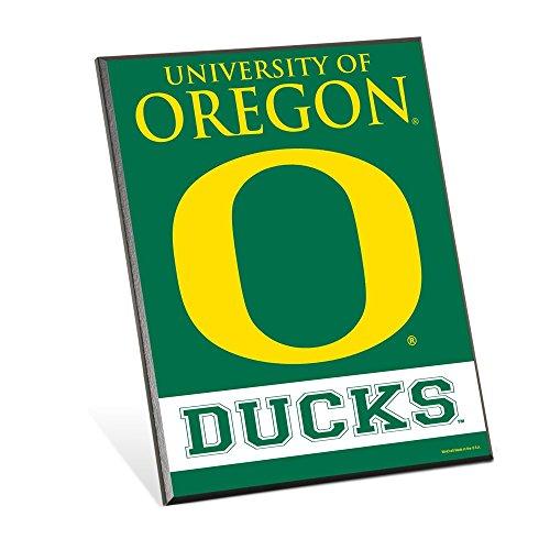 Wincraft NCAA Oregon Ducks Staffelei Schild, 8x 25,4cm, Multi - Oregon Lager