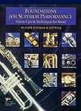 w32cle–Grundlagen für Superior Leistung: warm-ups und Technik für Band–Alt-Klarinette