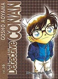 Detective Conan  nº 26 par Gosho Aoyama