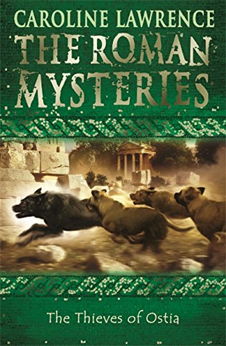 01 The Thieves of Ostia (The Roman Mysteries)