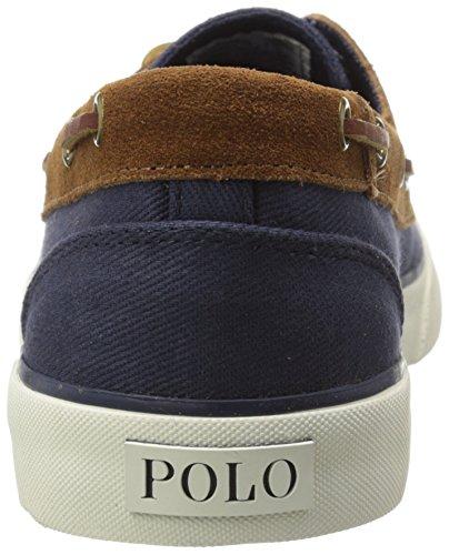 Polo Ralph Lauren Rylander Fashion Sneaker Newport Navy/New Snuff