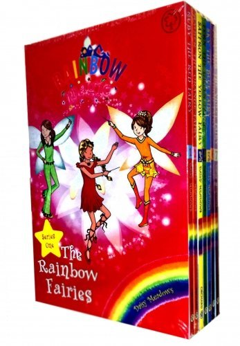 Fairies Collection 7 Books Pack Set (Series 1 to 7) RRP ... ()