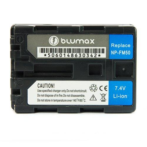 Blumax Akku 1650mAh 7.4V für Sony NPQM50