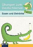 Übungen zum Deutschlernen (Wortschatz) - Essen und Getränke: Herr Zahn lernt Deutsch (DaF für Kinder)