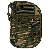 Fox Outdoor Produkte Tactical Wallet/Organizer, Herren, Digital Woodland