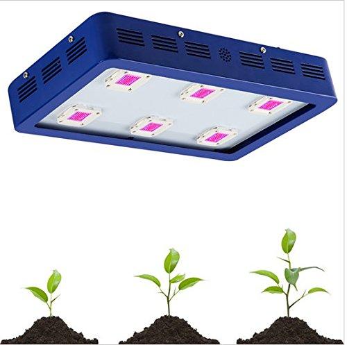 Gowe 61200W LED Grow Light Full Spectrum Grow Licht LED für Pflanzen Wachsende und blühende Top LED Grow Beleuchtung (Top Grow Light Led)