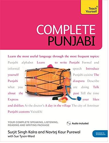 Descargar PDF Gratis Teach Yourself Complete Panjabi[Book +