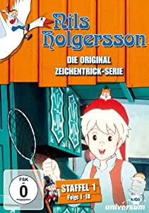 Nils Holgersson - Staffel 1 [3 DVDs]