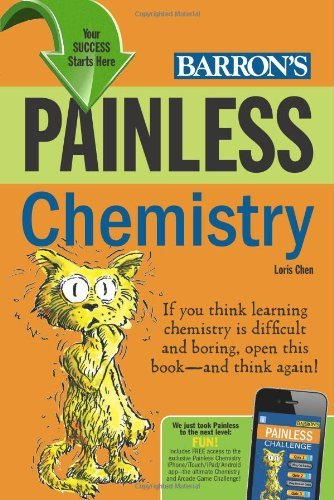 Painless Chemistry (Barron's Painless) by Loris Chen (2011-08-01)