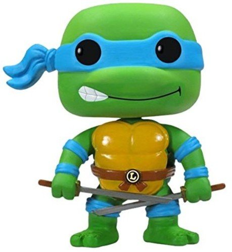 lfigur: Teenage Mutant Ninja Turtle: Leonardo (Ninja Turtles Pop)