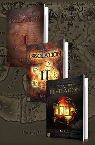 Les Affligés - La trilogie (édition spéciale : bundle 3 livres) par M.I.A
