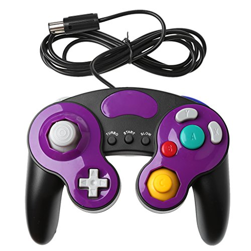 Guoqiao Joystick/Gamepad Controller für Nintendo Gamecube Wii NGC Konsole 14×10×5.5cm (Approx.) PL#