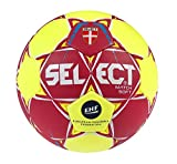 SELECT Match Soft Ballon de handball  I rouge/Jaune I senior(3)