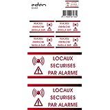 Elro BS185F Auto Collant surveillance alarme