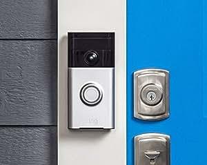 The Ring ™ sonnette Vidéo - Le DoorBot amélioré