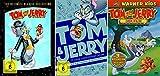 Tom und Jerry Komplettbox + 70 Jahre Jubiläumsfeier + Kinofilm