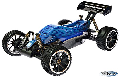 RC Auto 4WD Buggy HSP 1:5 Brushless 2,4 GHz 2x Lipo Akku RTR*