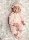 22' Reborn Bebes Bebé Muñecas Vinly 55cm Muñeca Renacida Para Niña...