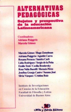 Alternativas pedagogicas (Coleccion Educacion, Critica & Debate) por Marcela Gomez