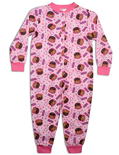 Doc Mc Stuffins All in One Baumwolle Schlafanzug Gr. 18-24 Monate, rose