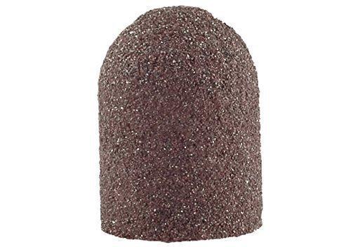 Manchons abrasifs Ø 16mm tecnail-Grain : Moyen (200pièces/10x 20Pack)