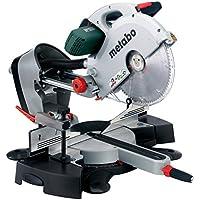 Metabo KGS 315 Plus - 2.2 Kw - Ø 315 mm - Ingletadora telescópica 2200 W disco 315 mm